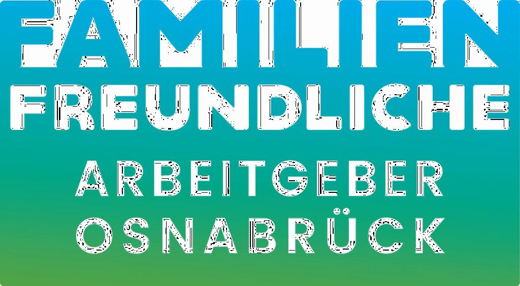 Emblem Familienfreundliche Arbeitgeber